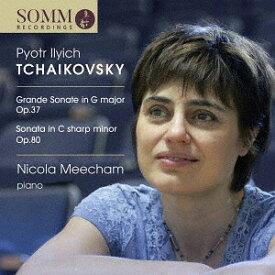 チャイコフスキー (1840-1893): ピアノ作品集[CD] / ニコラ・ミーチャム (ピアノ)
