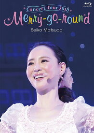 Seiko Matsuda Concert Tour 2018 Merry-go-round [通常版][Blu-ray] / 松田聖子