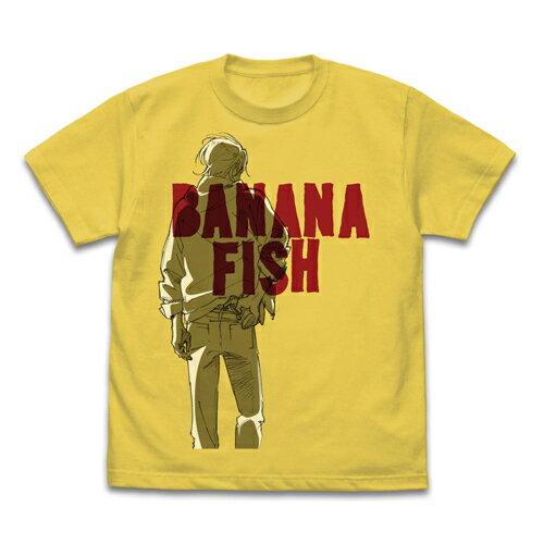 【コスパ】BANANA FISH Tシャツ バナナ / S[グッズ]