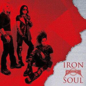 IRON SOUL[CD] / SEX MACHINEGUNS