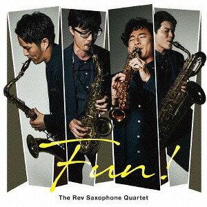Fun![CD] / The Rev Saxophone Quartet