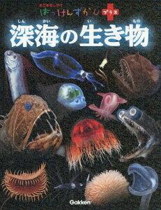 深海の生き物 まどあきしかけ[本/雑誌] (はっけんずかんプラス) / 学研プラス