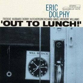 アウト・トゥ・ランチ +2 [UHQCD] [限定盤][CD] / エリック・ドルフィー