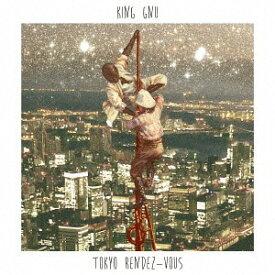 Tokyo Rendez-Vous[CD] / King Gnu