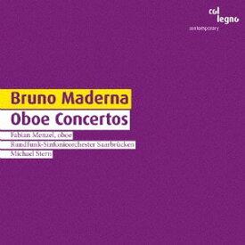 マデルナ: オーボエ協奏曲集[CD] / クラシックオムニバス