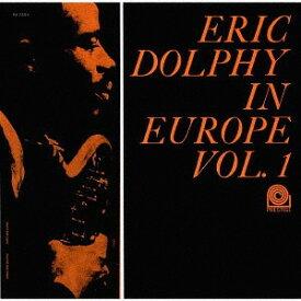 イン・ヨーロッパ Vol. 1 [UHQCD] [限定盤][CD] / エリック・ドルフィー