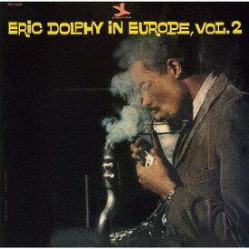 イン・ヨーロッパ Vol. 2 +1 [UHQCD] [限定盤][CD] / エリック・ドルフィー