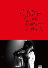 SUDA MASAKI LIVE@LIQUIDROOM 2018.11.15[DVD] / 菅田将暉