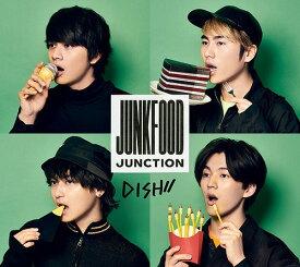 Junkfood Junction [DVD付初回限定盤 B][CD] / DISH//