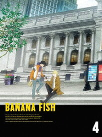 BANANA FISH Blu-ray Disc BOX 4 (最終巻) [完全生産限定版][Blu-ray] / アニメ