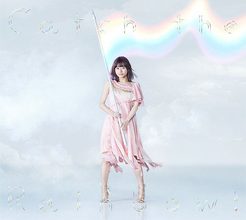 Catch the Rainbow! [Blu-ray付初回限定盤][CD] / 水瀬いのり