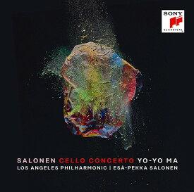 サロネン: チェロ協奏曲[CD] [Blu-spec CD2] / ヨーヨー・マ