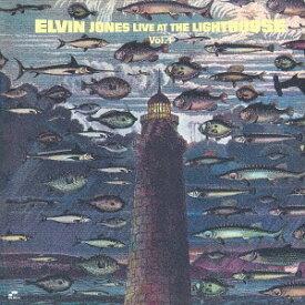 エルヴィン・ジョーンズ・ライヴ・アット・ザ・ライトハウス Vol. 1 [UHQCD] [限定盤][CD] / エルヴィン・ジョーンズ