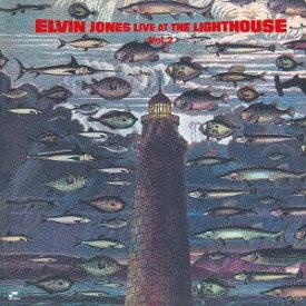 エルヴィン・ジョーンズ・ライヴ・アット・ザ・ライトハウス Vol. 2 [UHQCD] [限定盤][CD] / エルヴィン・ジョーンズ