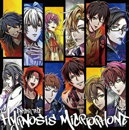 ヒプノシスマイク-Division Rap Battle-「Enter the Hypnosis Microphone」 [通常盤][CD] / ヒプノシスマイク-Division Rap Battle-