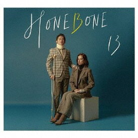 13[CD] / HONEBONE
