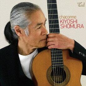 シャコンヌ [SHM-CD][CD] / 荘村清志 (ギター)