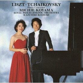 リスト&チャイコフスキー: ピアノ協奏曲 [Blu-spec CD2][CD] / 小山実稚恵 (ピアノ)