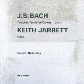 J.S.バッハ: 平均律クラヴィーア曲集 第1巻 (1987年ライヴ) [UHQCD] [初回限定盤][CD] / キース・ジャレット (ピアノ)