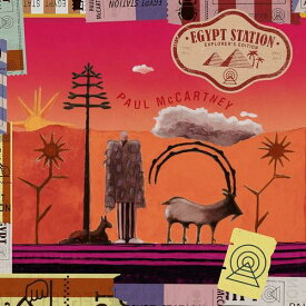 エジプト・ステーション[CD] [エクスプローラーズ・エディション] [輸入盤] / ポール・マッカートニー