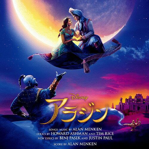 アラジン オリジナル・サウンドトラック 日本語盤[CD] / サントラ