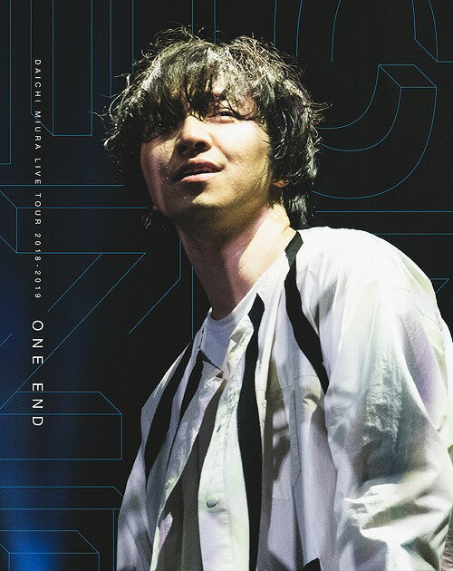 DAICHI MIURA LIVE TOUR ONE END in 大阪城ホール [Blu-ray+2CD][Blu-ray] / 三浦大知