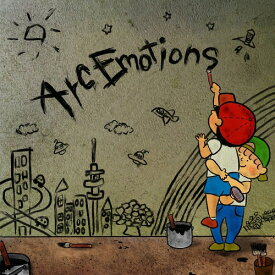 Arc Emotions[CD] / 田所けんすけ