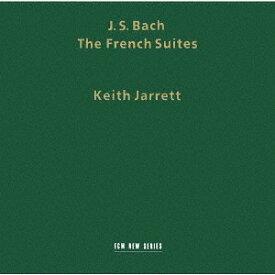 J.S.バッハ: フランス組曲 [UHQCD] [初回限定盤][CD] / キース・ジャレット (チェンバロ)