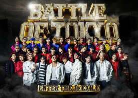 BATTLE OF TOKYO 〜ENTER THE Jr.EXILE〜 [CD+DVD+PHOTO BOOK/初回生産限定盤][CD] / GENERATIONS THE RAMPAGE FANTASTICS BALLISTIK BOYZ from EXILE TRIBE