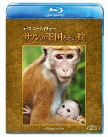 ディズニーネイチャー/サルの王国とその掟[Blu-ray] / 洋画