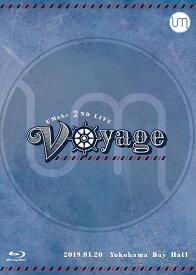 UMake 2nd Live 〜Voyage〜 [Blu-ray+DVD/初回版][Blu-ray] / UMake(伊東健人、中島ヨシキ)