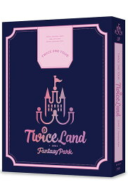 トゥワイスランド・ゾーン2: ファンタジー・パーク [輸入盤][Blu-ray] / TWICE