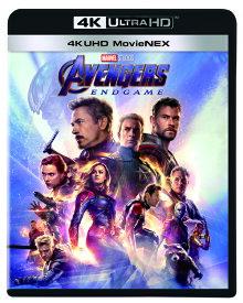 アベンジャーズ/エンドゲーム 4K UHD MovieNEX [4K ULTRA HD+3DBlu-ray+Blu-ray][Blu-ray] / 洋画