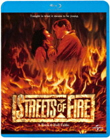 ストリート・オブ・ファイヤー [廉価版][Blu-ray] / 洋画
