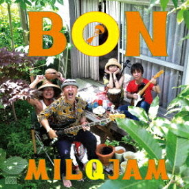BON[CD] / MILQJAM