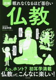 図解眠れなくなるほど面白い仏教 えっホント?初耳学満載 仏教って、こんなに楽しい![本/雑誌] / 渋谷申博/著