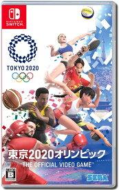 東京2020オリンピック The Official Video Game[Nintendo Switch] / ゲーム