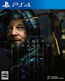 DEATH STRANDING [通常版][PS4] / ゲーム