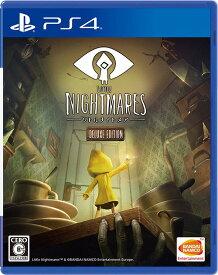 【3月上旬以降出荷予定】LITTLE NIGHTMARES-リトルナイトメア- Deluxe Edition[PS4] / ゲーム