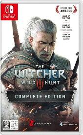 ウィッチャー3 ワイルドハント コンプリートエディション[Nintendo Switch] / ゲーム