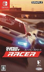 スーパー・ストリート: Racer[Nintendo Switch] / ゲーム