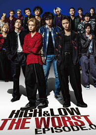HiGH & LOW THE WORST EPISODE.0[Blu-ray] / TVドラマ