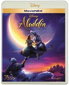 アラジン MovieNEX [Blu-ray+DVD][Blu-ray] / 洋画