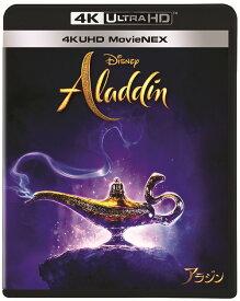 アラジン 4K UHD MovieNEX [4K ULTRA HD+Blu-ray][Blu-ray] / 洋画