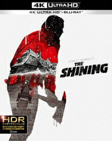 シャイニング 北米公開版 <4K ULTRA HD&HDデジタル・リマスター ブルーレイ>[Blu-ray] / 洋画