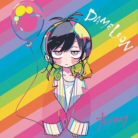 DAMELEON [Blu-ray付初回限定盤][CD] / ナナヲアカリ