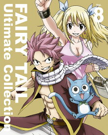 FAIRY TAIL -Ultimate collection- Vol.8[Blu-ray] / アニメ