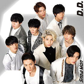 D.D. / Imitation Rain[CD] [通常盤] / Snow Man vs SixTONES