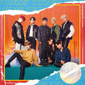 TREASURE EP. EXTRA: Shift The Map [Type-Z][CD] / ATEEZ