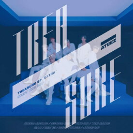 TREASURE EP. EXTRA: Shift The Map [CD+DVD/Type-A][CD] / ATEEZ